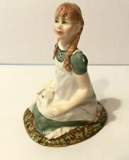 Royal Doulton Porcelain Figurine Heidi Hn 2975 1982 Excellent