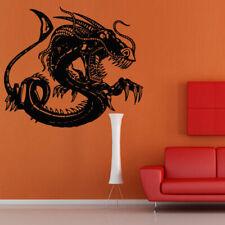 Wall Decal Sticker Vinyl Decor Bedroom Dragon Animal Reptile Film M908