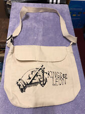 Kings of Leon Come Around Sundown 2011 Hyde Park Tour Official Messenger Bag