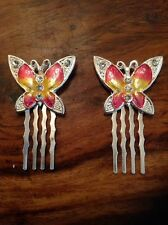 Unbranded Butterfly Costume Hair & Head Jewellery
