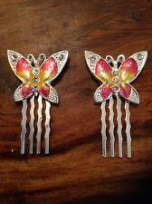 Butterfly Costume Hair & Head Jewellery