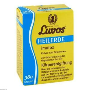 LUVOS Heilerde imutox Pulver 380 g