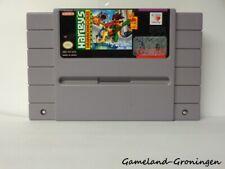 Super Nintendo / SNES Game: Harley's Humongous Adventure [NTSC] (USA)