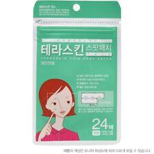 THERASKIN THIN SPOT PATCH Trouble Acne Blemish 24 pcs Ezpeel Hydrocolloid MI Kor