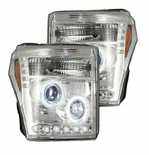 Recon 264272CL Ford F-250 Superduty PROJECTOR HEADLIGHTS Clear/Chrome