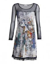 Beautiful Stylish Authentic Taille 6 DECA PARIS Dress RESA orig.$375