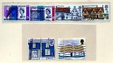Gran Bretaña Arquitectura Series del año 1964-70 (CM-922)
