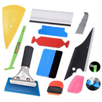 Car Vinyl Wrap Kit Tools Pouch Squeegee Window Tint Scraper for Wrapping Gasket