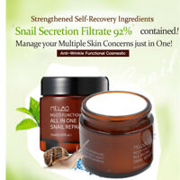 [MELAO] All In One Snail Repair Cream 75ml [Super Size] / Anti-wrinkle function