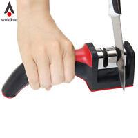 Aiguiseur de couteaux de cuisine Aiguiseur avec poignée Grip