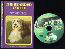BEARDED COLLIE Dog Owner Handbook + FREE BONUS Training  DVD