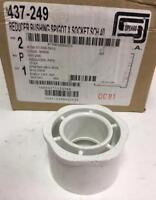 437-249, Spears Reducer Bushing, Sold in Boxes of 10. ***FREE SHIPPING***