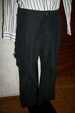 Pantalon polyester noir THE NO FEAR EVOLUTION T.S 40FR multi poches ET30
