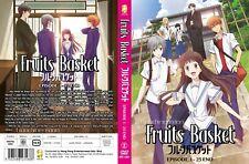 ANIME DVD~Fruits Basket 2019(1-25End)English sub&All region FREE SHIPPING+GIFT
