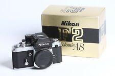 Nikon f2 AS Photomic chassis