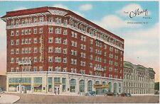The O'Henry Hotel Greensboro NC Roadside Postcard