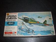HASEGAWA  MITSUBISHI A6M3 ZERO FIGTHER  MODEL 1/72