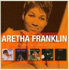 Original Album Series [Box] by Aretha Franklin (CD, Mar-2010, 5 Discs, Warner Bros.)
