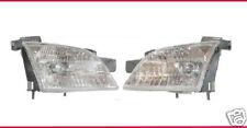 CHEVY VENTURE LH Driver & RH Passenger Side Headlights Headlamp L & R Montana