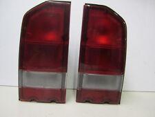 GEO TRACKER 91 92 93 94 95 96 97 98 1991-1998 TAIL LIGHT SET RH & LH oem