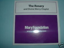 New Catholic CD Rosary and Divine Mercy Chaplet