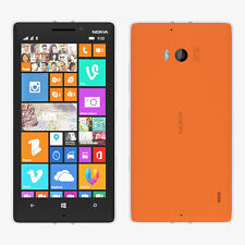 USED- Nokia Lumia 930 Orange (FACTORY UNLOCKED) 5' Full HD , 32GB , 20MP