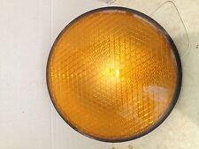 "12"" YELLOW LED WORKING TRAFFIC LIGHT INSERT"