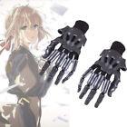Violet Evergarden Cosplay Prop Accessory Gloves Hand Gauntlet Knuckles 1 Pair