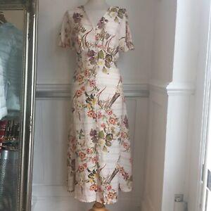 Pomodoro Kew Midi Dress 12006