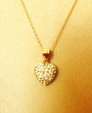 "Simulated Diamond 18 - 19.99"" Fine Necklaces & Pendants"