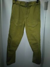 Givenchy multipockets military pants men's size 50 Fr 32 Us