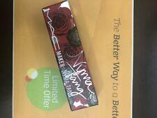 MAC Cosmetics Maker Lipstick Darkest Shade Nyma Tang Matte Red