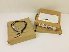(Lot of 3) BANNER BM.752P Fiber Optic Light Guide 17245 - NIB