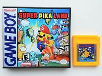 Pokemon Super Pika Land Game / Case Nintendo Game boy (GB) - (English Fan Made)