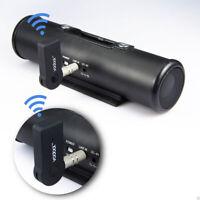 Drahtlose Bluetooth Audio Empfänger Handsfree Musik Receiver Lautsprecher S BF#