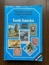 Stanley Gibbons Catalogue Part 20 South America 3rd Edition