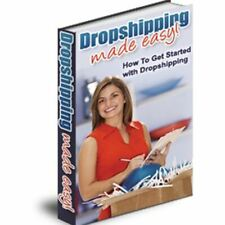 Drop Shipping Made Easy + Ebook Marketing Revealed Pdf Ebooks with Plr Licence