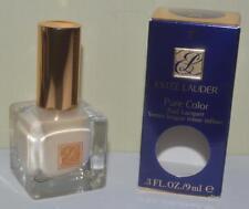 ESTEE LAUDER White Petal #10 Pure Color Nail Lacquer FULL SIZE ~ BNIB ~ RARE
