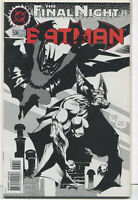 Batman #536 NM The Final Night       DC Comics CBX5A