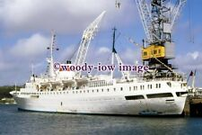 rs0678 - Russian Liner - Estonia - photograph