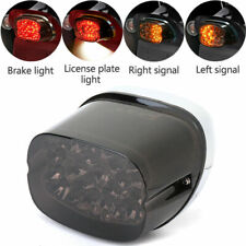 LED Tail Light Brake Turn Signal Assembly for Harley Davidson Softail Electra