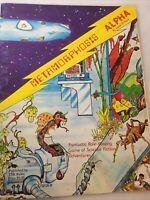 TSR  Metamorphosis Alpha Rare  1st Edition 1st Printing 1976 (Code SF18-R)