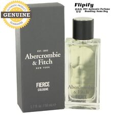 Fierce Cologne by Abercrombie & Fitch Spray for MEN 3.3 3.4 6.7 1.7 oz 100 50 ML