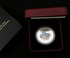 Canada 2010 25 Cent Coloured Coin - Blue Jay