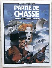 Partie de Chasse EO 1983 Flambant Neuf Christin Bilal