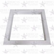 Fan-Tastic 1040-81 1-7/8 in Skylight Garnish White