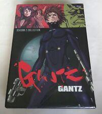 Gantz - Season 2 (DVD, 2006, 4-Disc Set) **EPISODES 14-26** VOLUMES 7, 8, 9 & 10