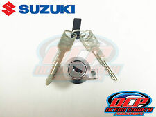 05 - 09 NEW GENUINE SUZUKI DL 1000 V-STROM OEM REAR SEAT TAIL LOCK SET W/ KEYS