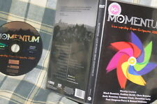 Momentum - Live worship from Grapevine 2007 (DVD) very rare dvd gospel worship