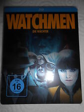 WATCHMEN STEELBOOK GERMANY LIMITED EDITION BLU RAY NEW FACTORY SEALED